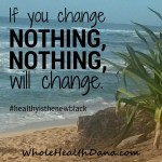 If you want to change things in your life healthhellip