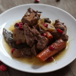 Winter Warming Lamb Stew