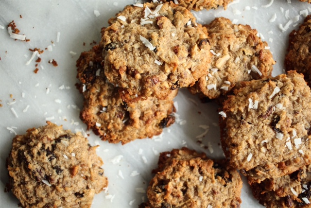 N'oatmeal Raisin Cookies