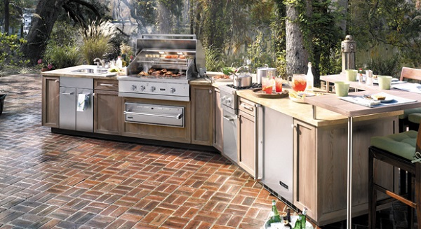 Win a Viking Outdoor Kitchen  Whole Mom
