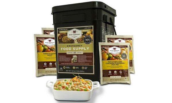 Free Sample of Rainy Day Emergency Food Supply | Whole Mom