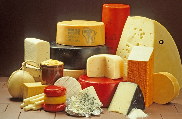 6 - Wisconsin Cheese Sweepstakes
