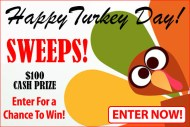 Whole Mom Happy Turkey Day Sweepstakes 2017
