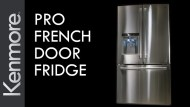 Kenmore French 4-Door Bottom-Freezer SMART Refrigerator And An Oven Sweepstakes