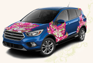 Win a 2017 Ford Escape