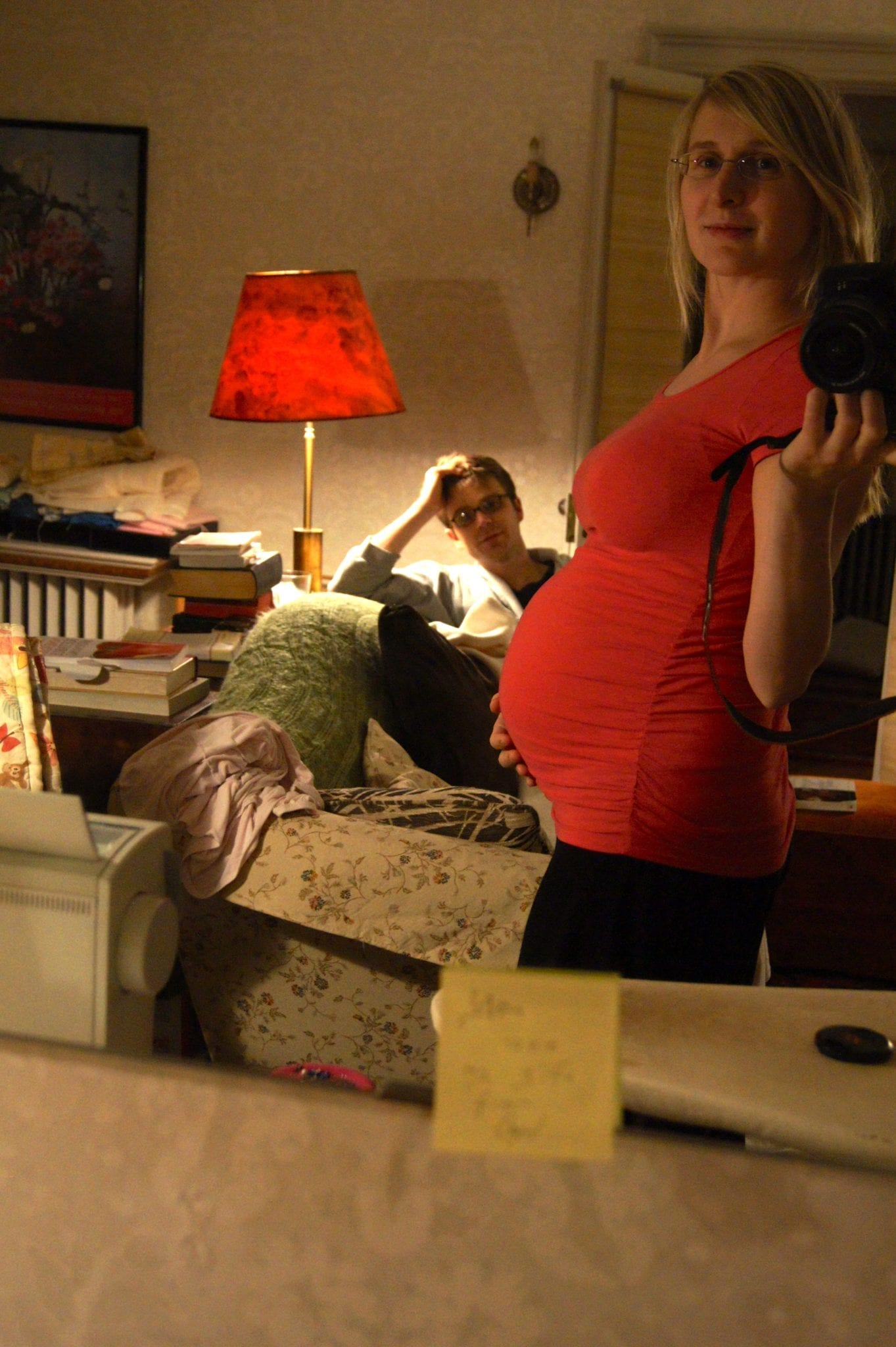 7 Things NOT to Say to a Very Pregnant Woman  Whole Parenting Family