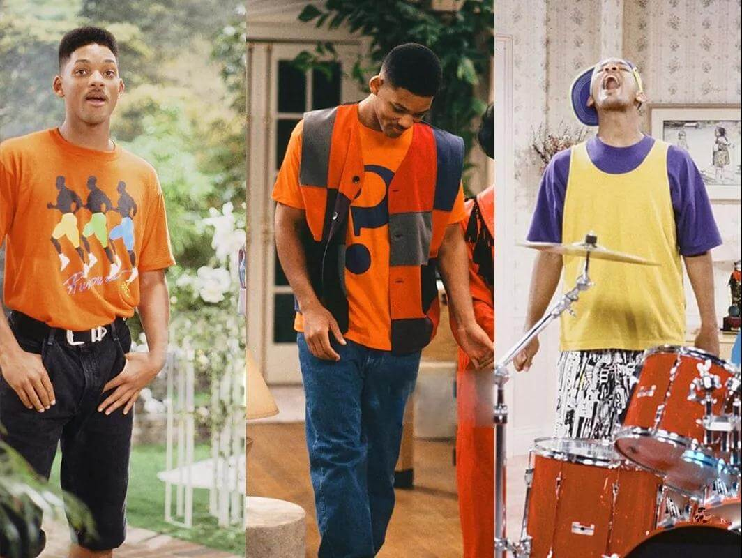 90s Retro Style Inspired By The Fresh Prince of Bel-Air