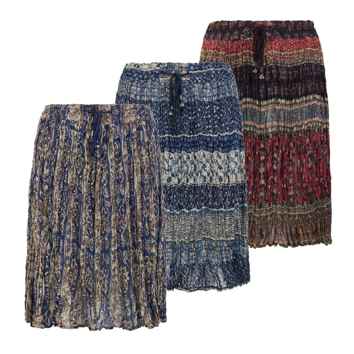 Wholesale Joblot of 20 Ladies 100% Cotton Ruffle Frill ...