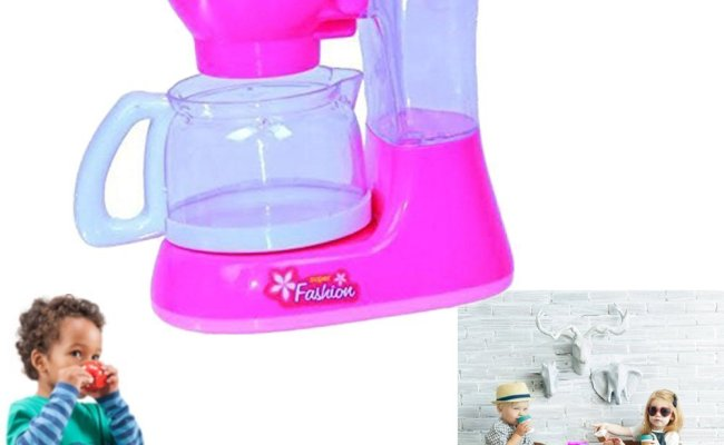 Wholesale Joblot Of 30 Dazzling Toys Coffee Maker Play Sets