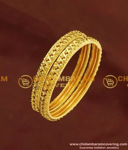 It helps to know how much gold may be worth and where to sell it for the best price. Buy 2 0 Size Latest Baby Gold Bangles Design Guarantee Bangles Buy Online
