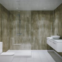 Multipanel Classic Monsoon Unlipped Bathroom Wall Panel