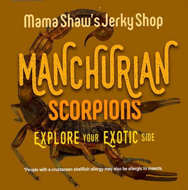 Mama Shaws Scorpions