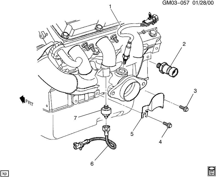 Buick Lesabre Connector. Connectorsenhtd, ftnk, harnfrom
