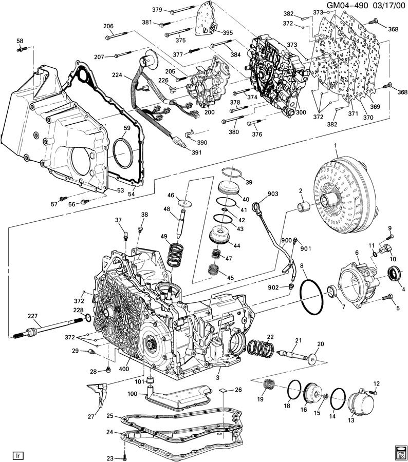Pontiac GTO Vehicle Maintenance. ADHESIVE. COMPOUND