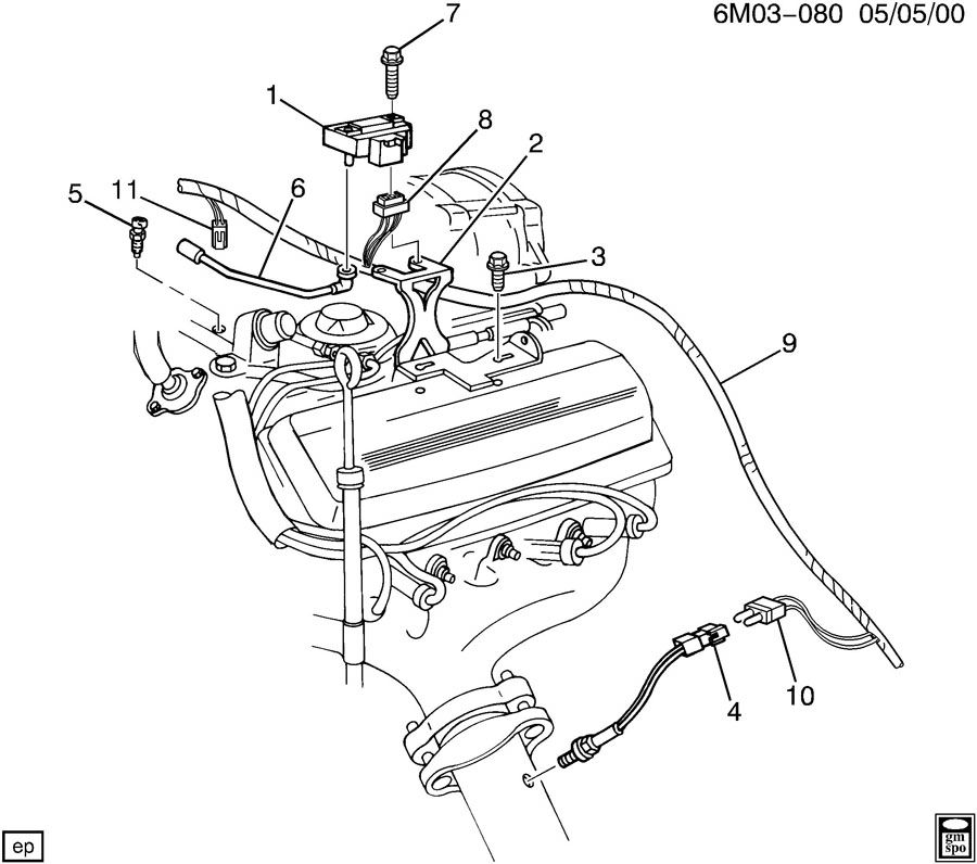 Gm Oxygen Sensor Location - Auto Electrical Wiring Diagram