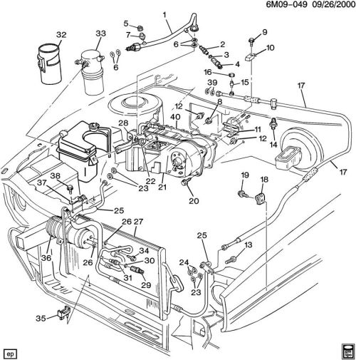 small resolution of 1992 cadillac deville fuse diagram
