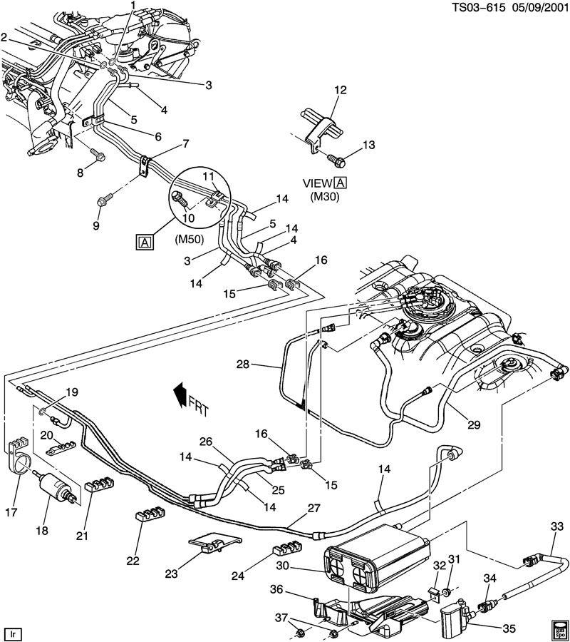 [DIAGRAM] 1998 S10 Fuel System Diagram FULL Version HD
