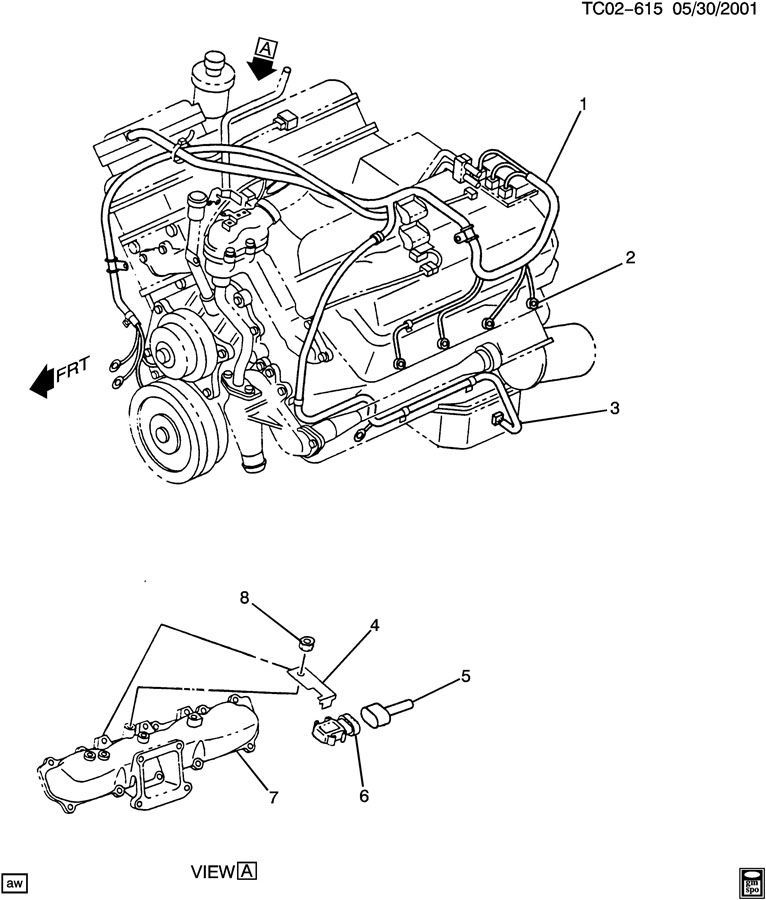 [DIAGRAM] 1964 Gm Engine Wiring Harness Diagram FULL