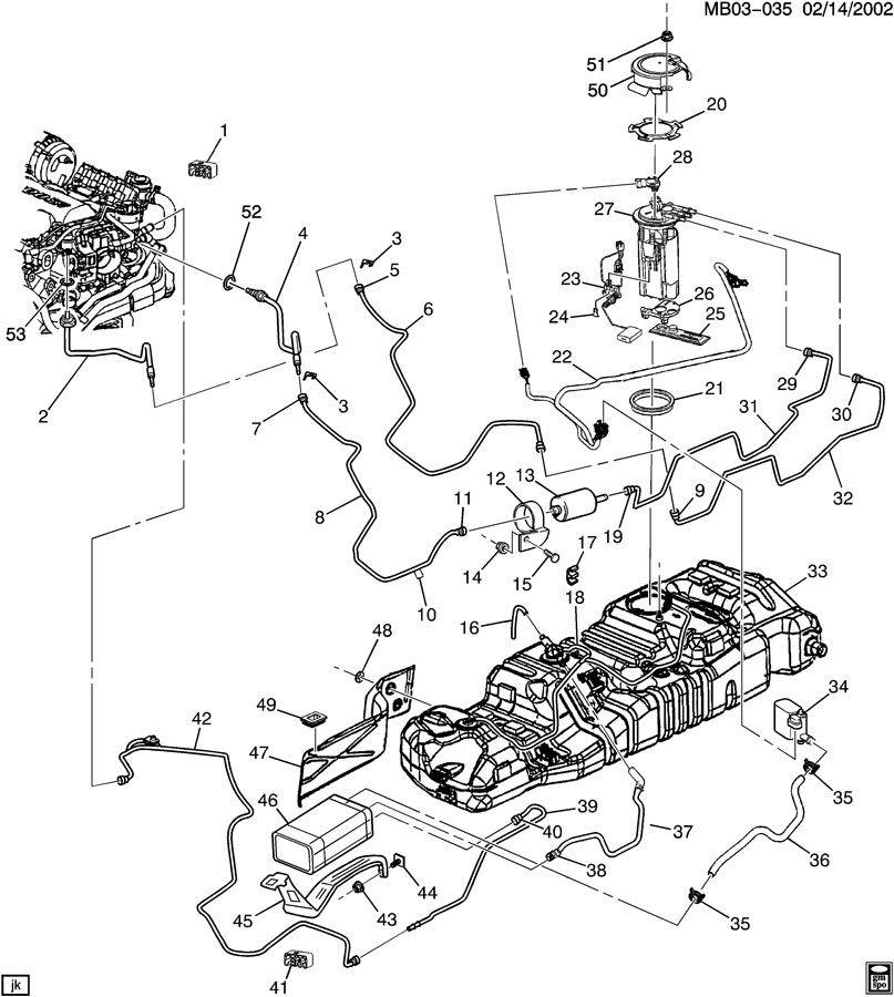 03 Buick Rendezvous Belt Diagram • Wiring And Engine Diagram