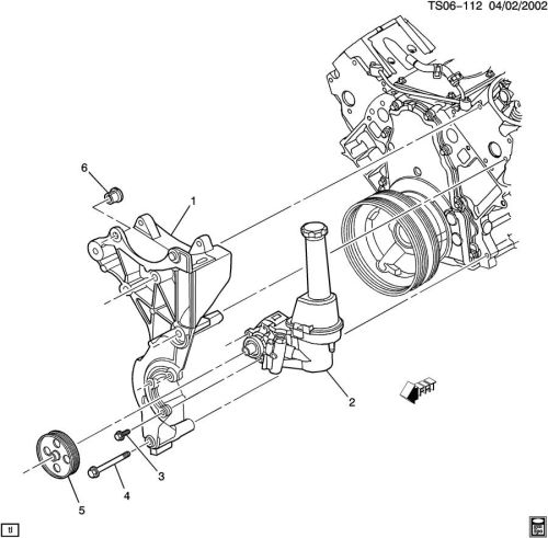 small resolution of http www wholesalegmpartsonline co steering pump