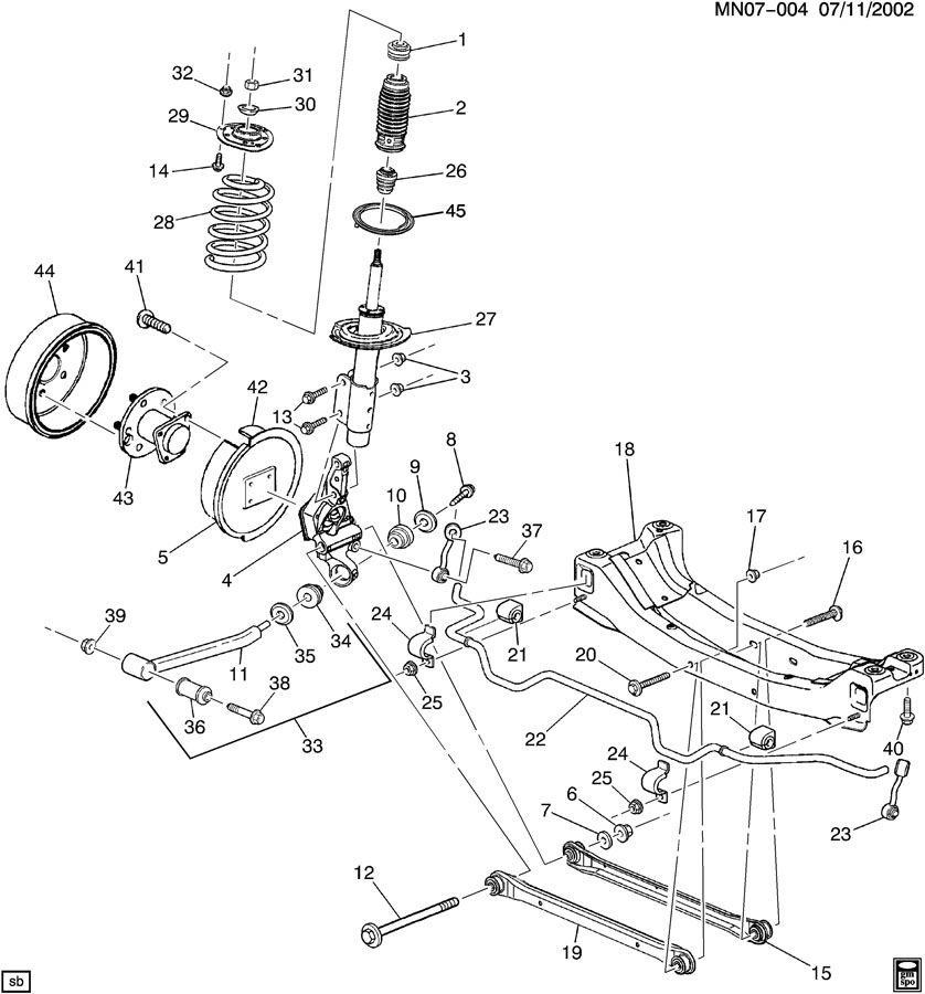 2005 Grand Am Engine Diagram