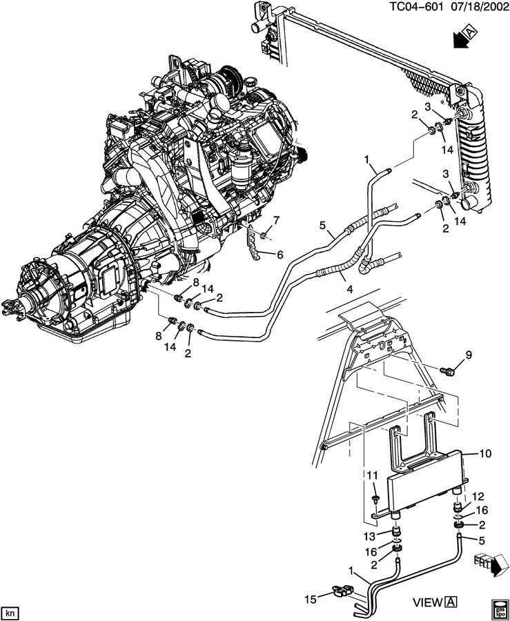 chevy 3 6l engine diagram