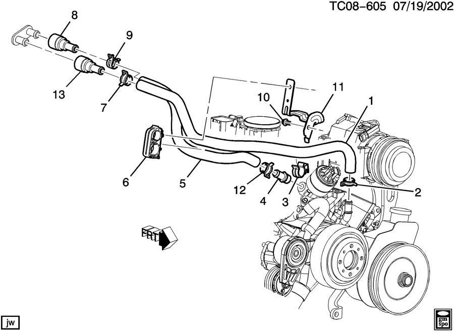 [DIAGRAM] 1992 Chevy Heater Diagram FULL Version HD