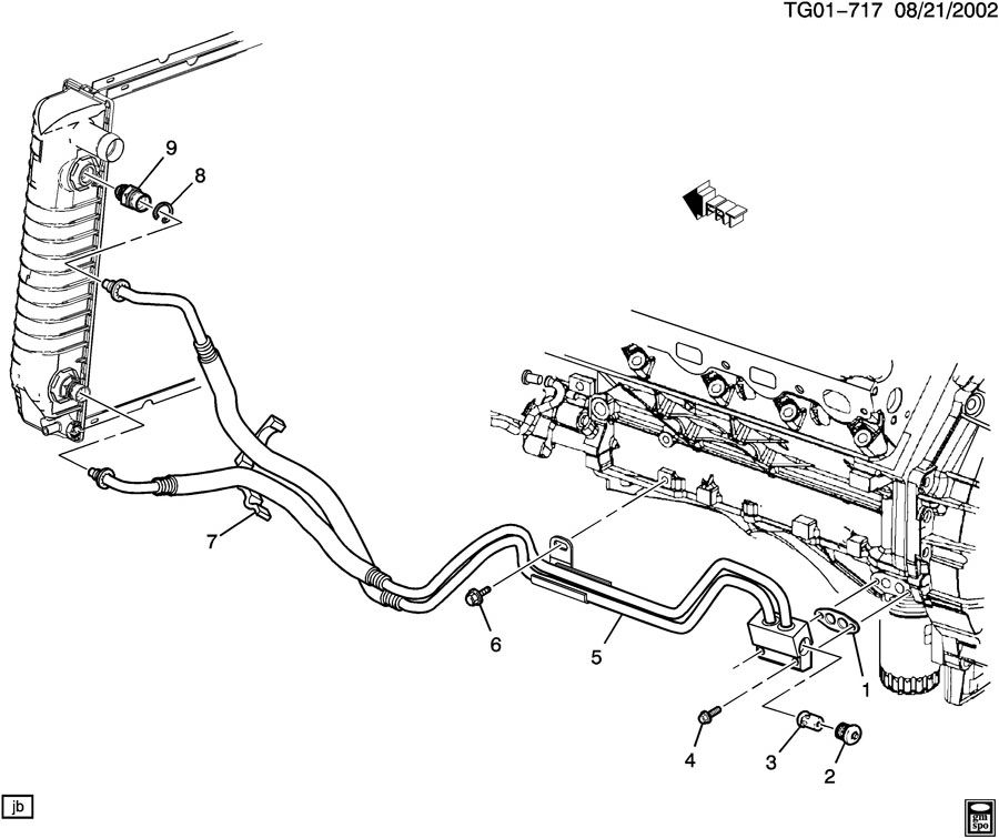 Gm 8 0l Engine, Gm, Free Engine Image For User Manual Download