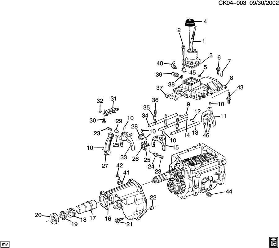 [DIAGRAM] 20ford F3573 Manual Transmission Diagram FULL