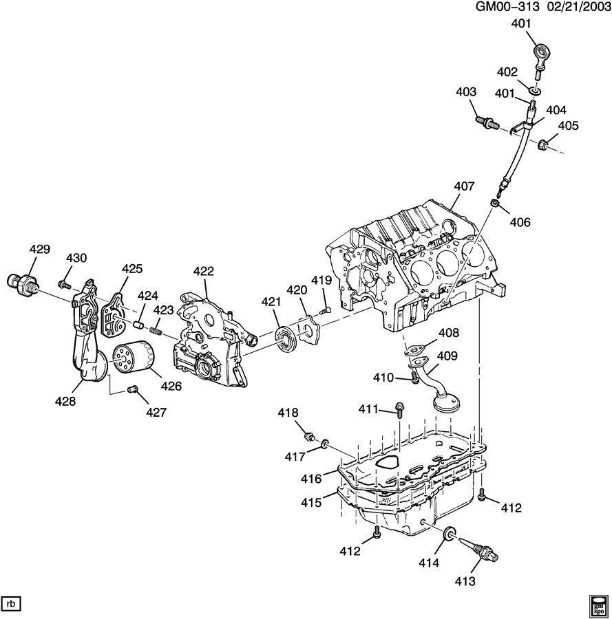 2003 buick lesabre engine diagram