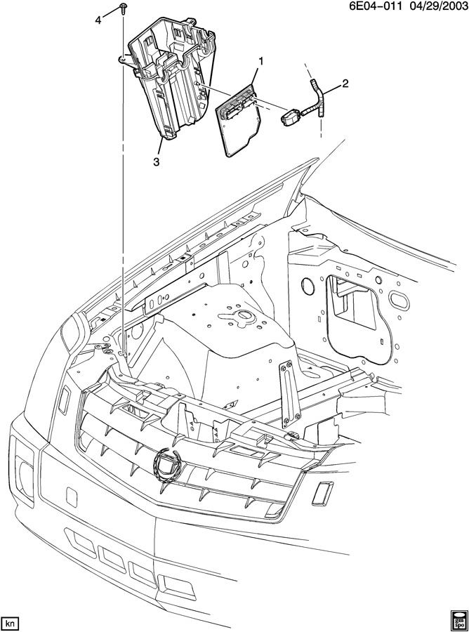 [DIAGRAM] 1995 Cadillac Sts Engine Parts Diagram FULL