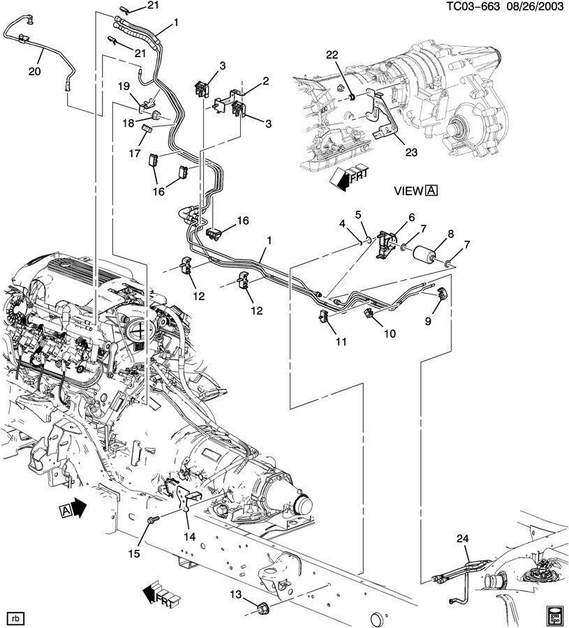 25 Silverado Evap System Diagram