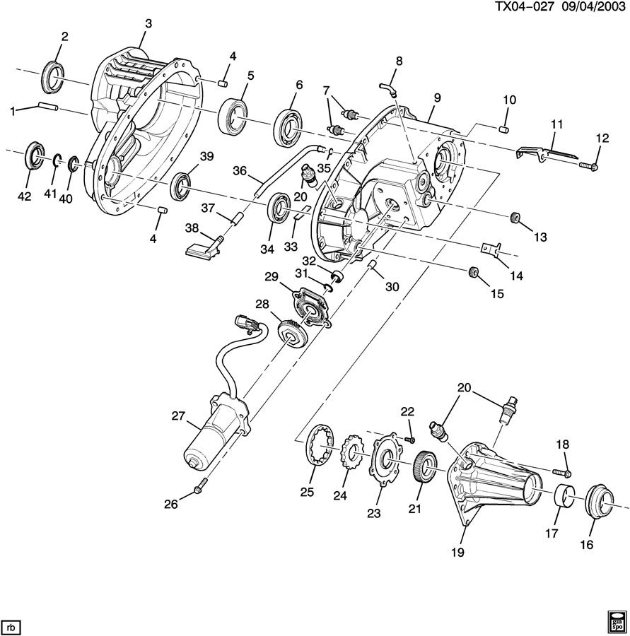2007 Chevy Trailblazer Parts Diagram • Wiring Diagram For Free