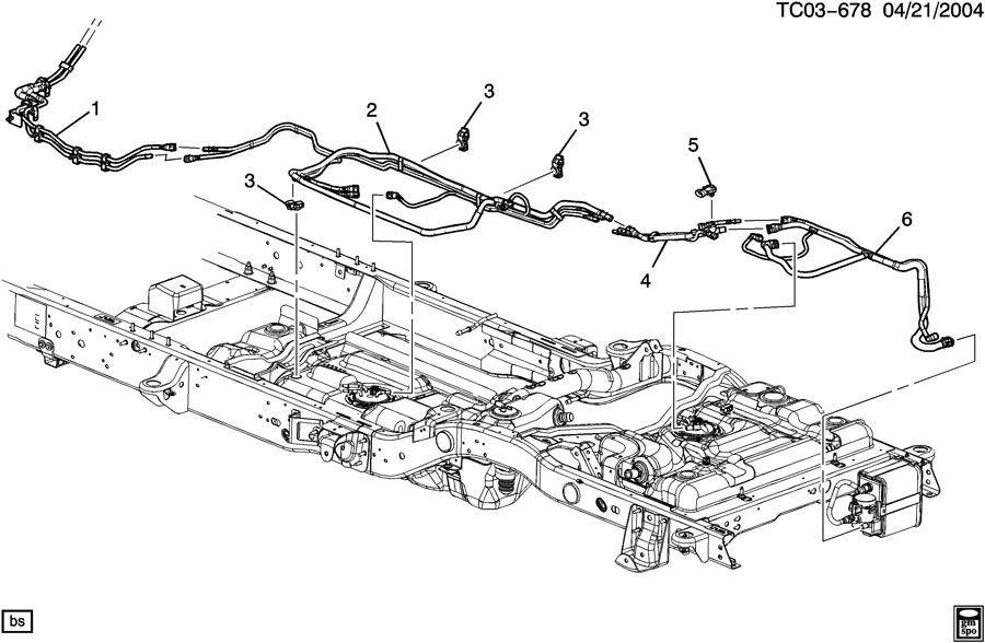 2004 Gmc Yukon Evap System Diagram. Gmc. Wiring Diagram Images