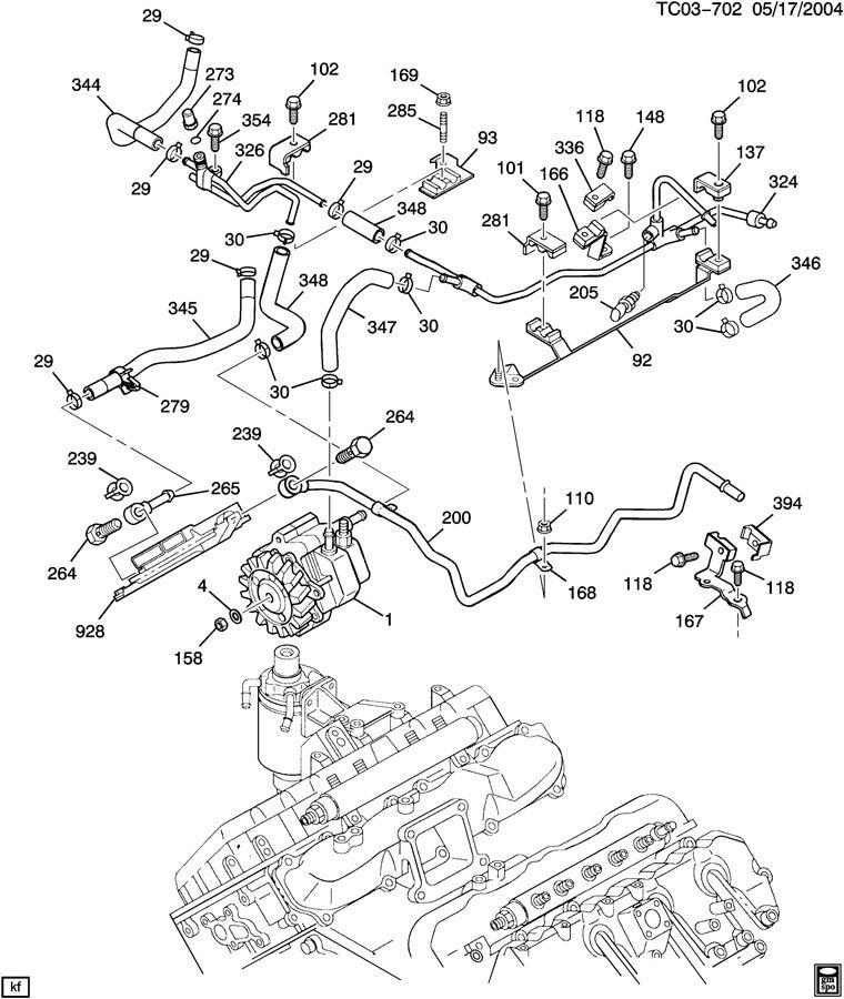 Duramax Lly Engine Diagram. chevy and gmc duramax diesel