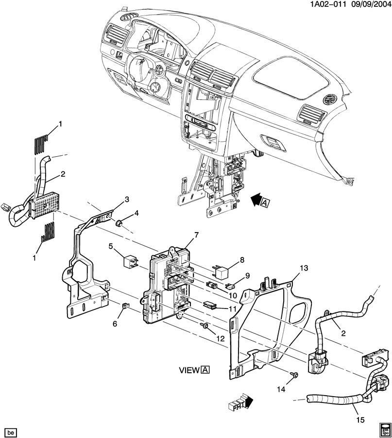 2005 pontiac pursuit wiring diagram