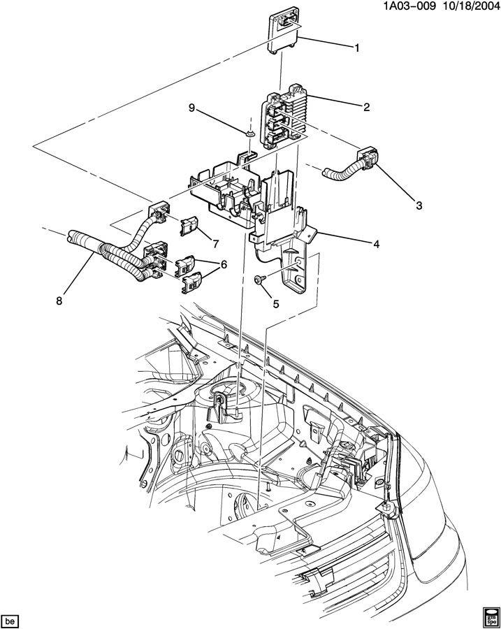 Chevrolet Cobalt Module. Transmission control module