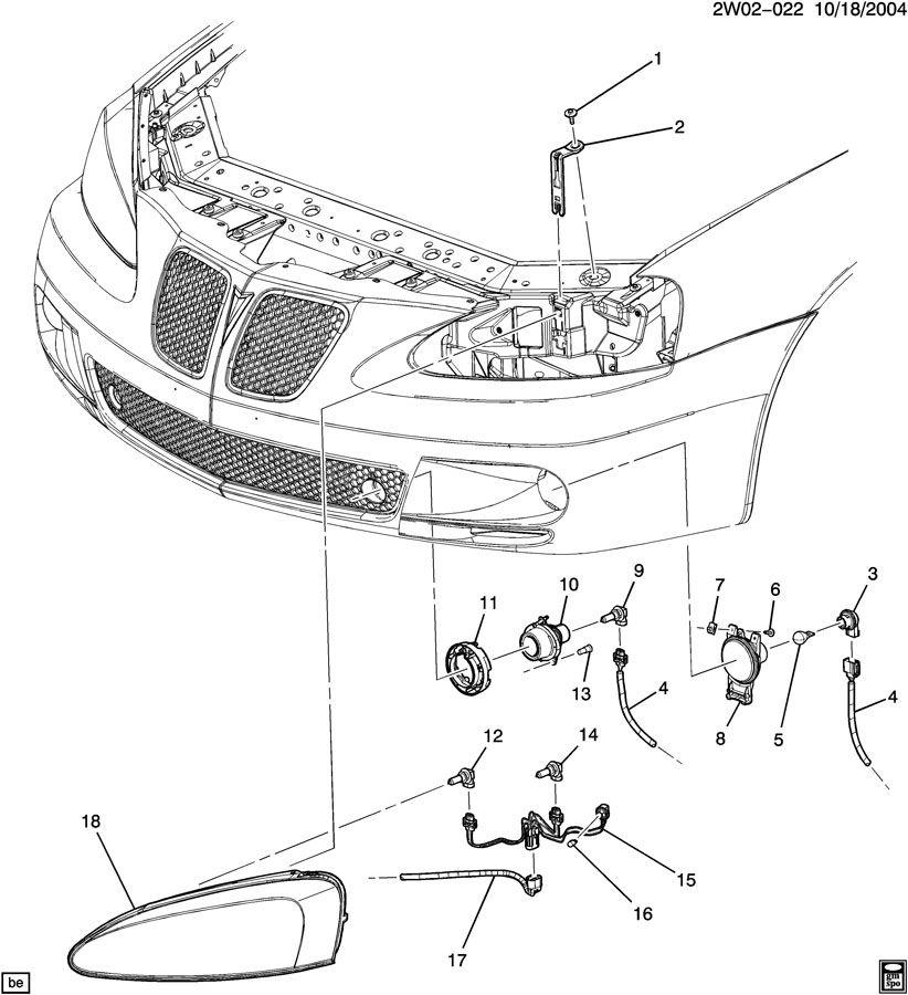 headlamp wiring harness pontiac 2007 pontiac auto wiring