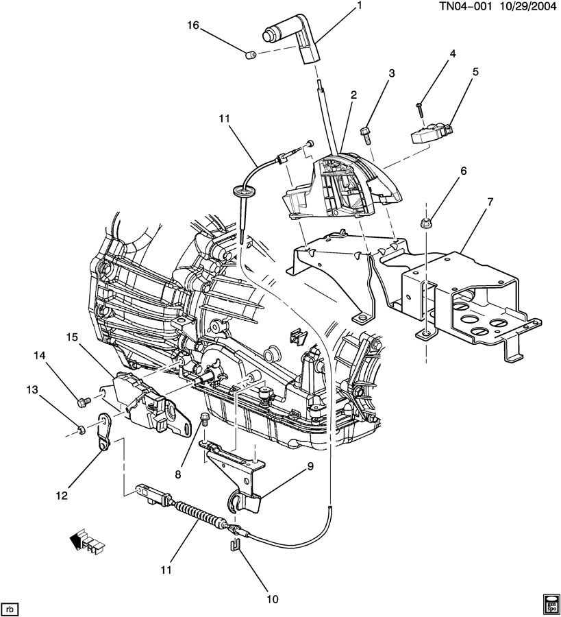 How to wire a 4l60e transmission