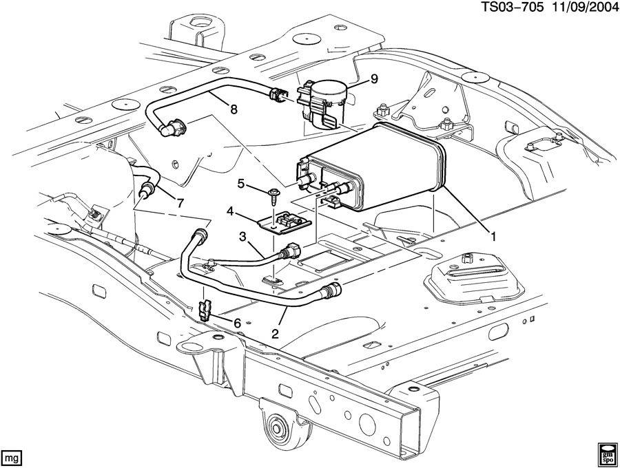[DIAGRAM] Chevy Colorado Fuel System Diagram FULL Version
