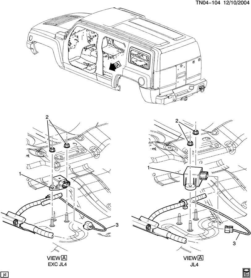BRAKE ELECTRICAL SYSTEM/LONGITUDINAL ACCELEROMETER