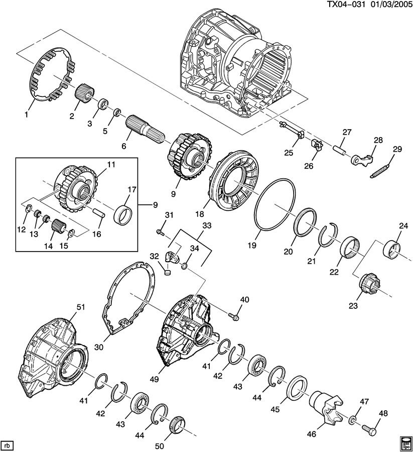 [DIAGRAM] 2000 Series Allison Transmission Diagram FULL