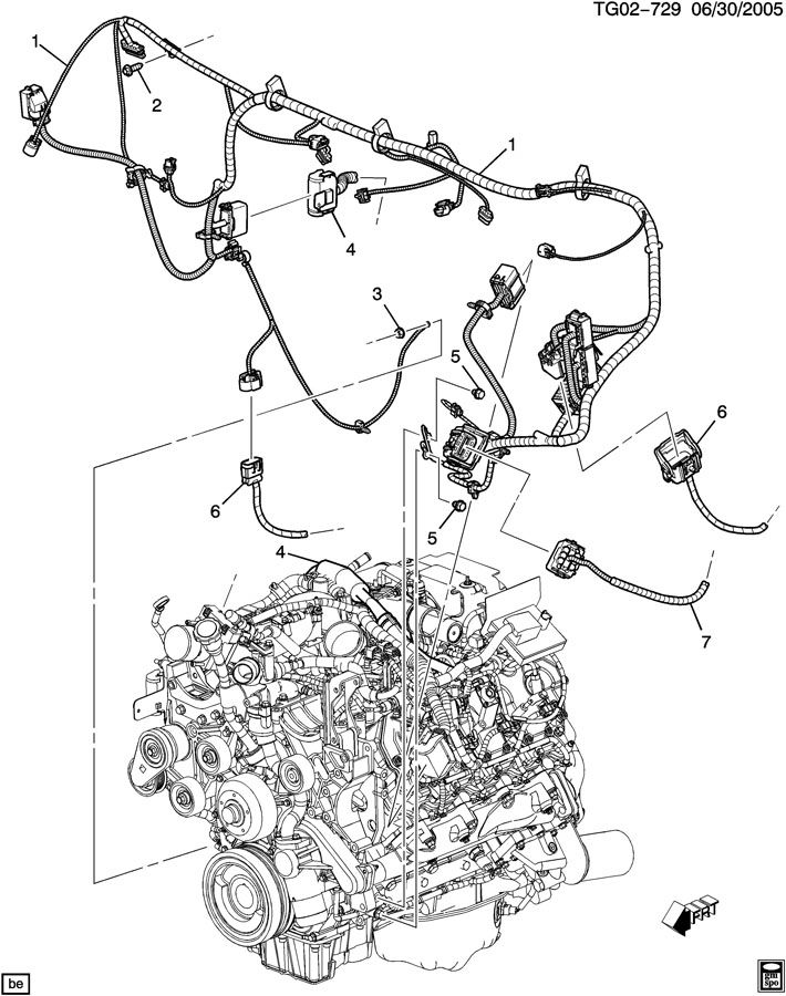 Duramax Lly Engine Wiring Harness : 33 Wiring Diagram