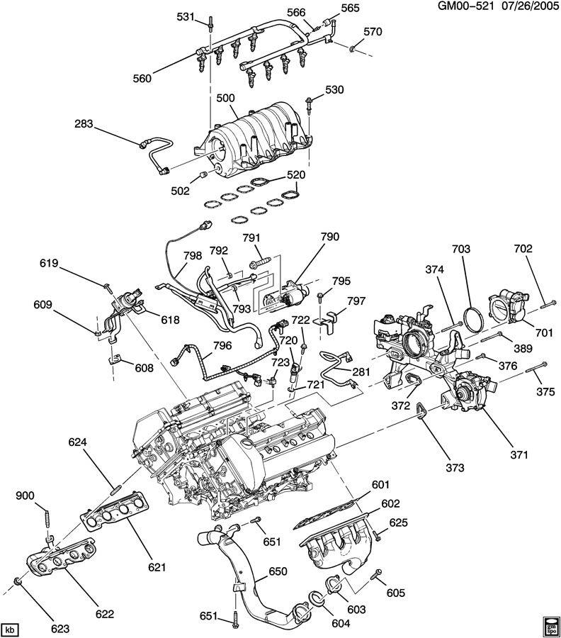 [DIAGRAM] 2006 Cadillac Dts Engine Diagram FULL Version HD