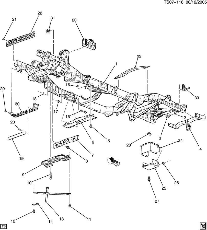 Chevrolet SSR Box. Battery. Box, bat(upper). Boxbatupper
