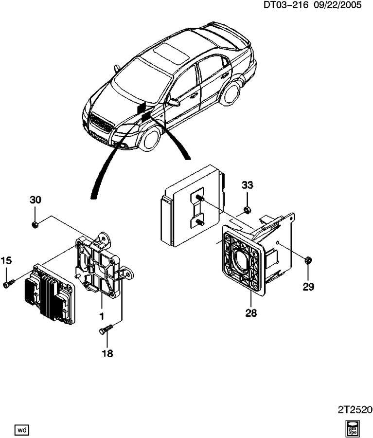 [DIAGRAM] 2008 Chevrolet 48l Transmission Control Module