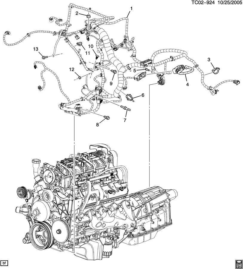 [DIAGRAM] 2005 Gmc Yukon Engine Diagrams FULL Version HD