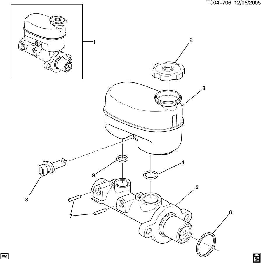 [DIAGRAM] 2003 Chevy Master Cylinder Diagram FULL Version