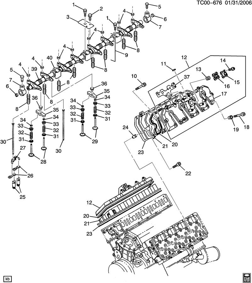 [DIAGRAM] 2008 6 6l Duramax Engine Diagram