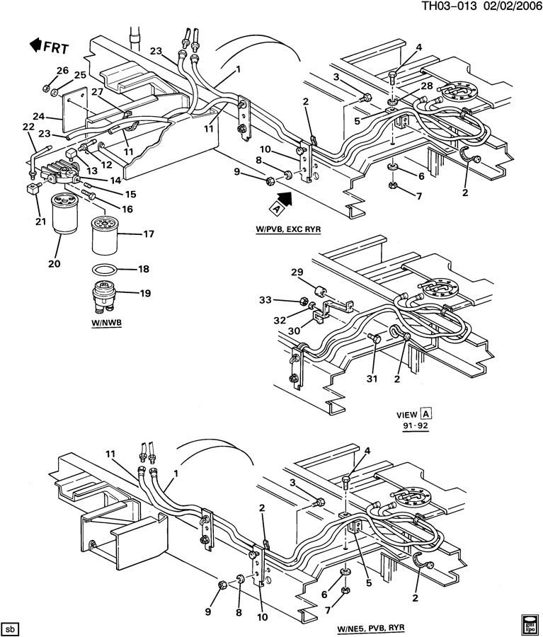 Chevy C8500 Ac Wiring Diagrams. Chevy. Auto Wiring Diagram